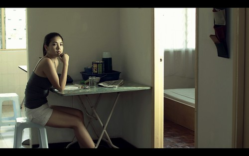 [FLOATING SUN] Fiona (Emily Lim 林佩琦), a novelist