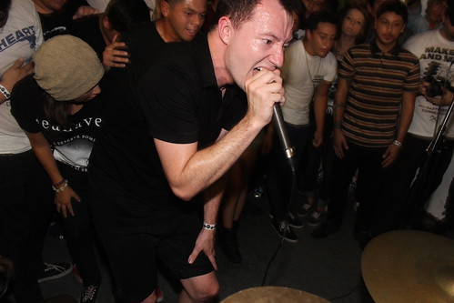 Touche Amore by Dan Rawe Photography