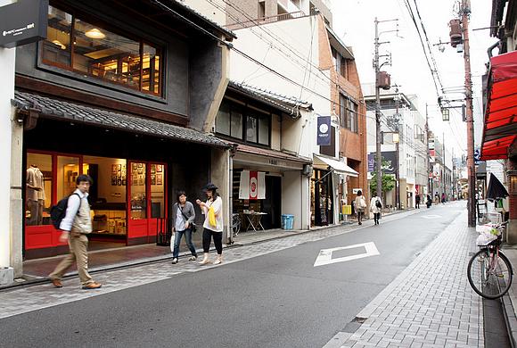 京都錦市場水瓶女王22