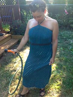 I'm Designing A Dress