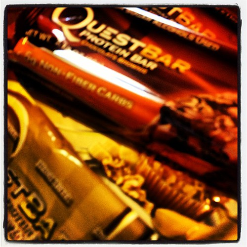 Found some quest bars in Birmingham. Ill have one later to try it out!