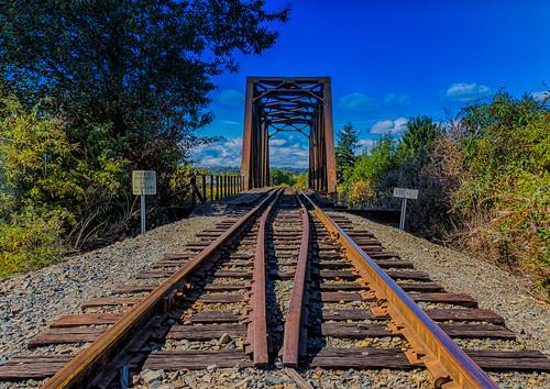 Union Pacific Rust