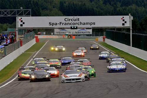 GT Open Spa