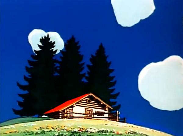 Dibujitos animados Heidi, serie japonesa