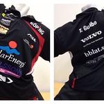 Matchtröjor till Team Mälarenergi samt diverse overaller etc.
