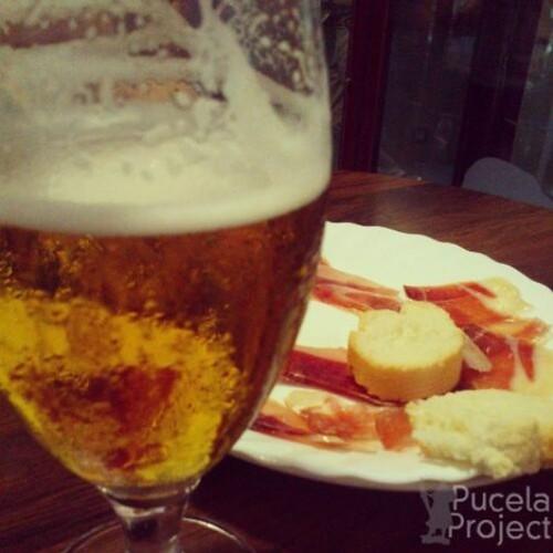 Da gusto acabar el jueves así en #Valladolid #instafood #spain #tapas