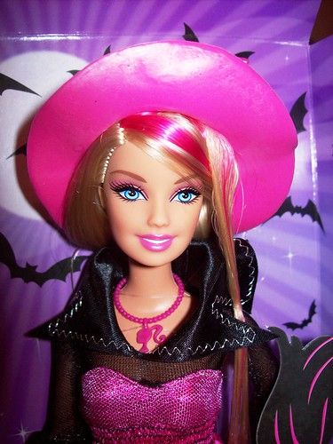 2009 Target Happy Halloween Barbie by The Doll Cafe