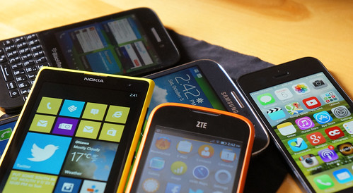 United Nations of smartphone operating systems