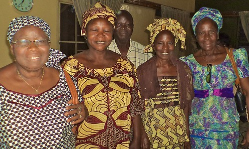 Some of the Akure Associates in Nigeria