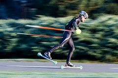 Kolečkové lyže Swenor Equipe R2 vs. Ski Skett Cobra