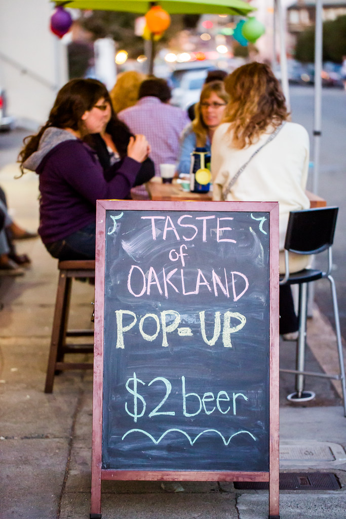 A Taste of Oakland