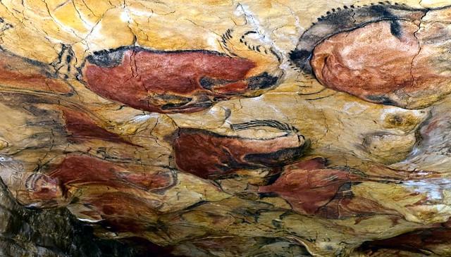 Altamira - a arte chocante dos homens das cavernas