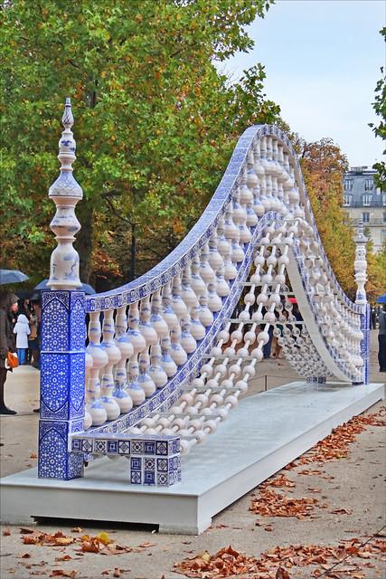 La fiac hors les murs jardin des tuileries paris for Fiac 2015 jardin des tuileries