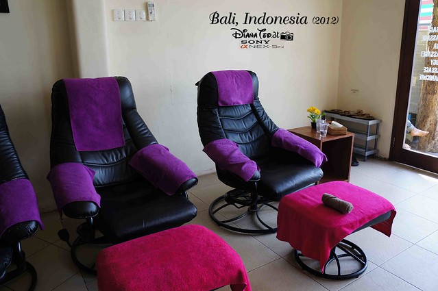 Bali Day 4 Massage Parlour