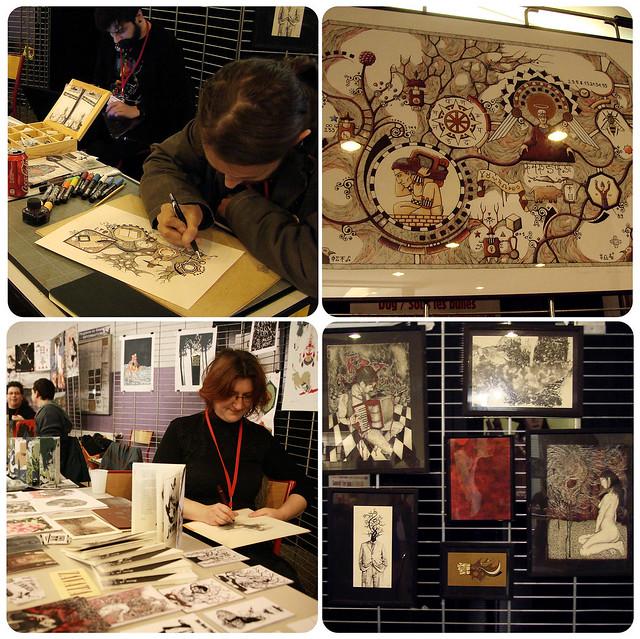 Salon de la bande-dessinée d'Amiens - 2013