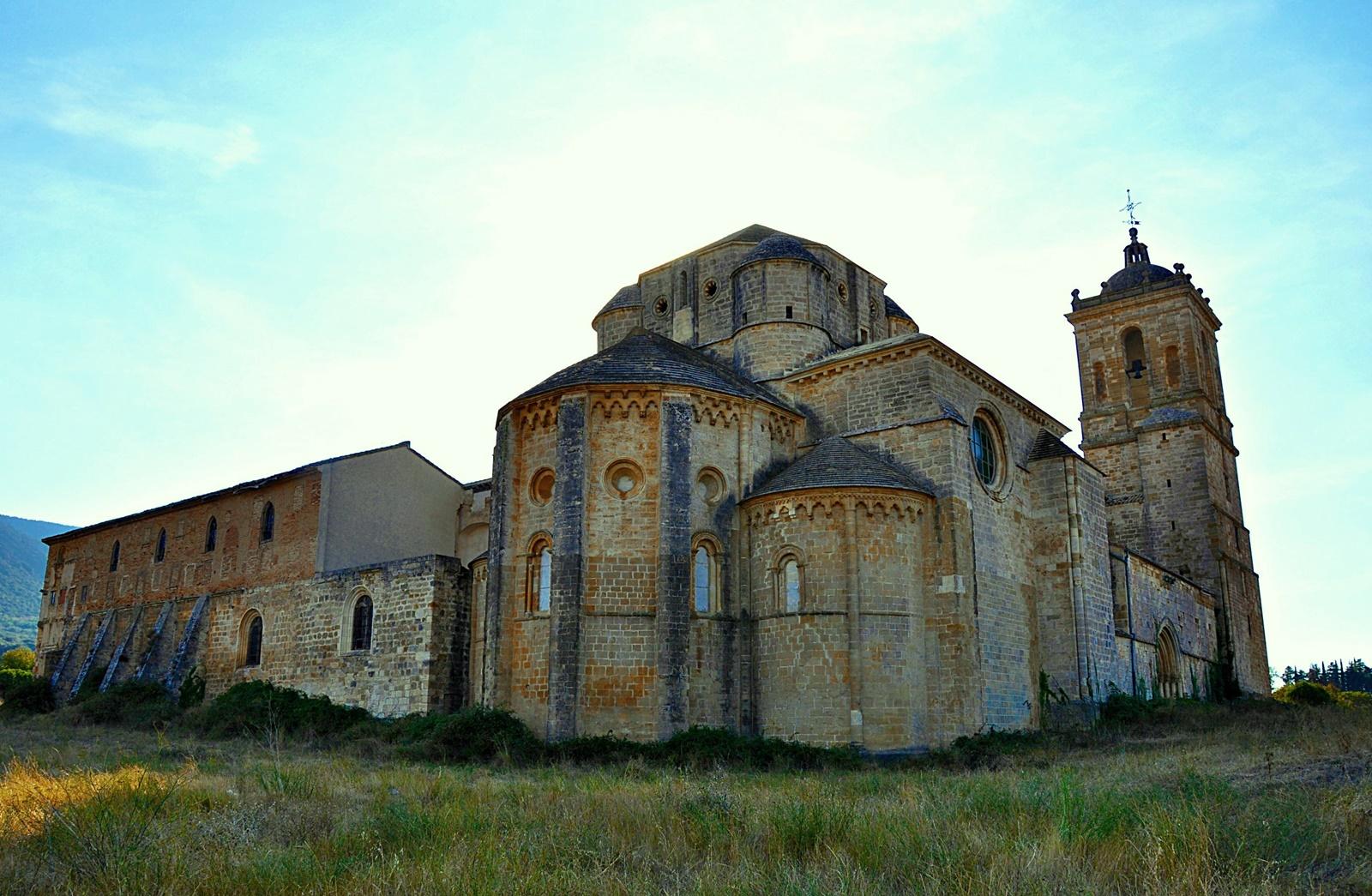 4. Monasterio de Irache, Navarra, antiguo hospital de peregrinos. Autor, Canduela