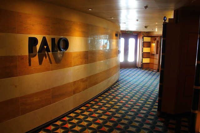 Palo on the Disney Magic