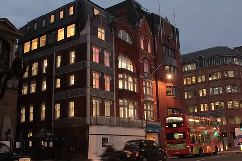 Fleet street: dove lavorava Sweeny Todd