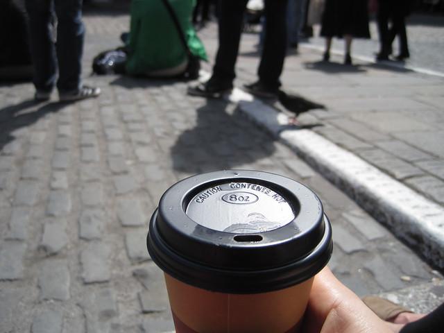 Coffee at Covent Garden