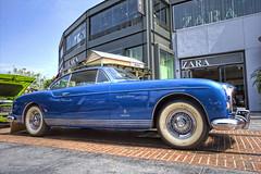 1954 Chrysler Ghia GS-1