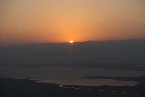sunrise israel negev masada deadsea südbezirk