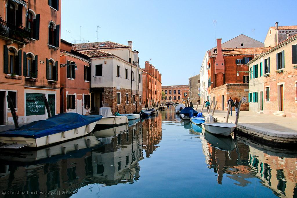 Venice [38]