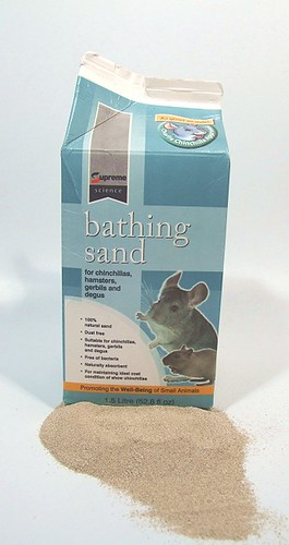 Chinchilla Sand