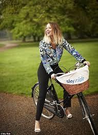 Kimberly Walsh Floral Bomber Jacket Celebrity Style Women's Fashion