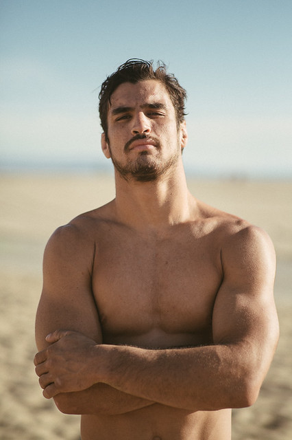 KRON GRACIE VENICE BEACH CALIFORNIA | Flickr - Photo Sharing!