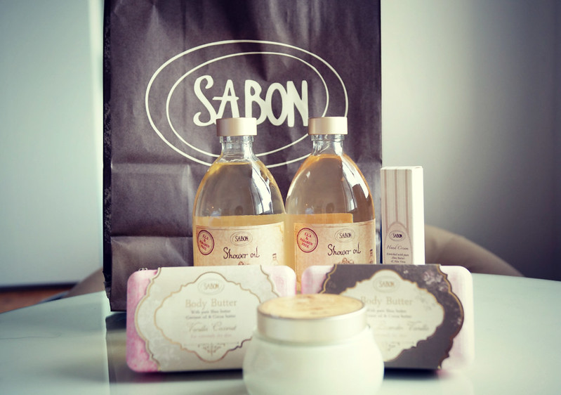 Sabon Bath Products