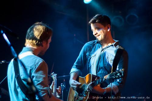 Martin Schucker & David Pfeffer / David Pfeffer & Band (SAD_20131204_NKN3005)