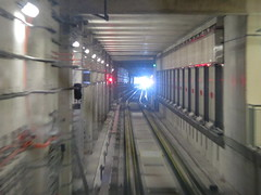 Downtown Line Tunnel