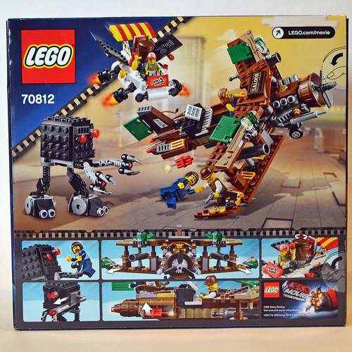 LEGO Movie 70812 Creative Ambush