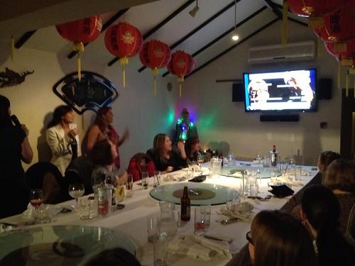 Karaoke, Chinese & Choir