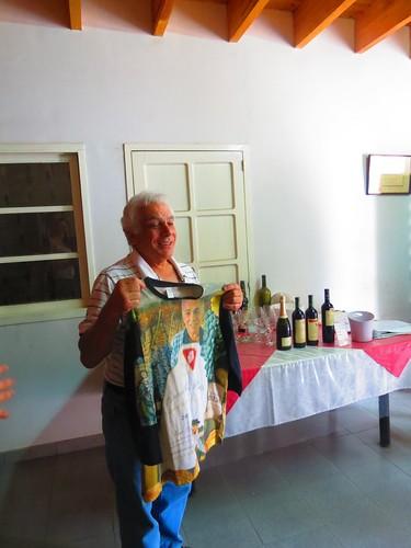 Mendoza wine tasting