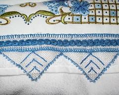 iğne oyası havlu kenarı 2