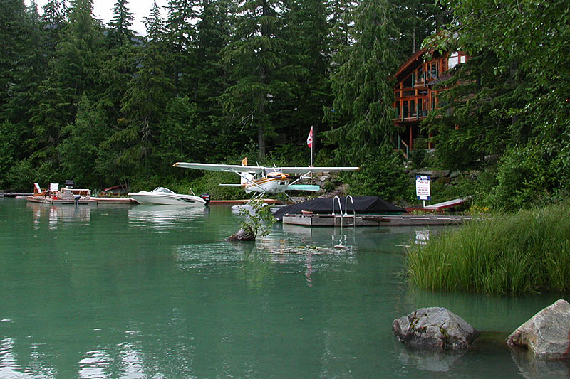 Green Lake, Whistler, Whistler Valley, Sea to Sky, British Columbia, Canada