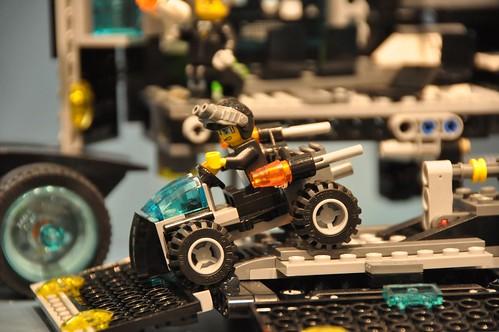 LEGO Ultra Agents Mission HQ (71065)