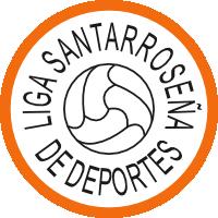Escudo Liga Santarroseña de Deportes