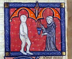 Le prieur de Saint-Sauveur de Pavie - L'apparition du fantôme du prieur