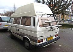 1988 Volkswagen Transporter Club Joker 1.6 TD (T3)