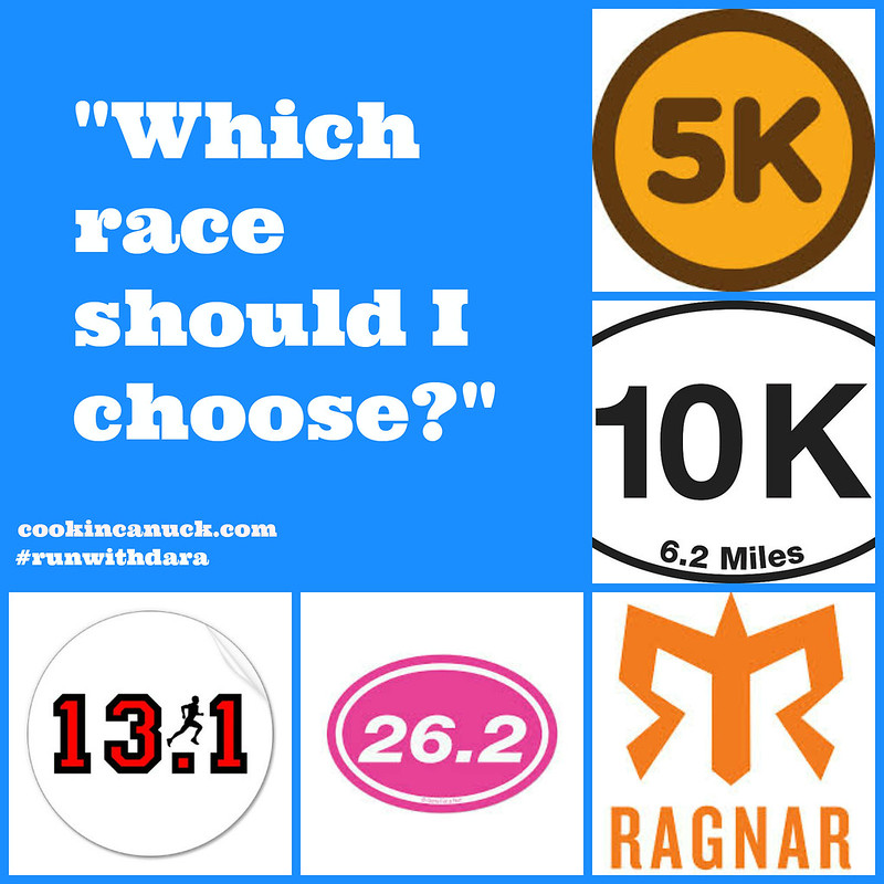 Run Like a Girl: How to Choose a Race #runwithdara | cookincanuck.com #running #exercise #fitness
