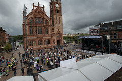 Líofa 2nd Birthday - Guildhall Square, Derry