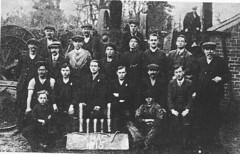 Garnish and Lemon employees 1915