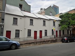 Terraces/Harbour Rocks Hotel - The Rocks NSW