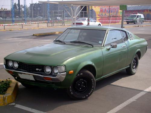 Toyota Celica ST Fastback 1977