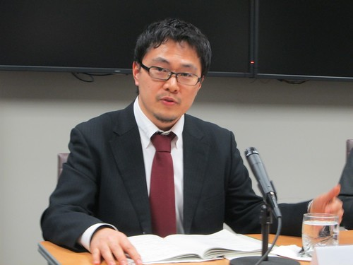 In his talk at the East-West Center in Washington, Dr. Nobuhiro Aizawa, a researcher at the Japan External Trade Organization (JETRO), sought to explain Japan's expanding strategic interest in Southeast Asia, beyond its historical development activities.