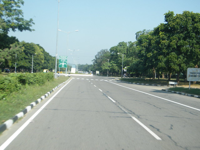broadway in Chandigarh