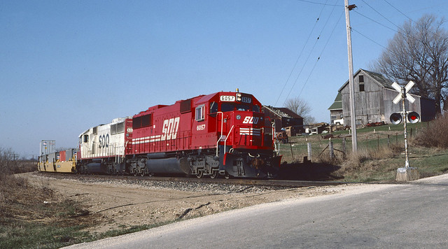 Candy Apple SD60 at Red Barn