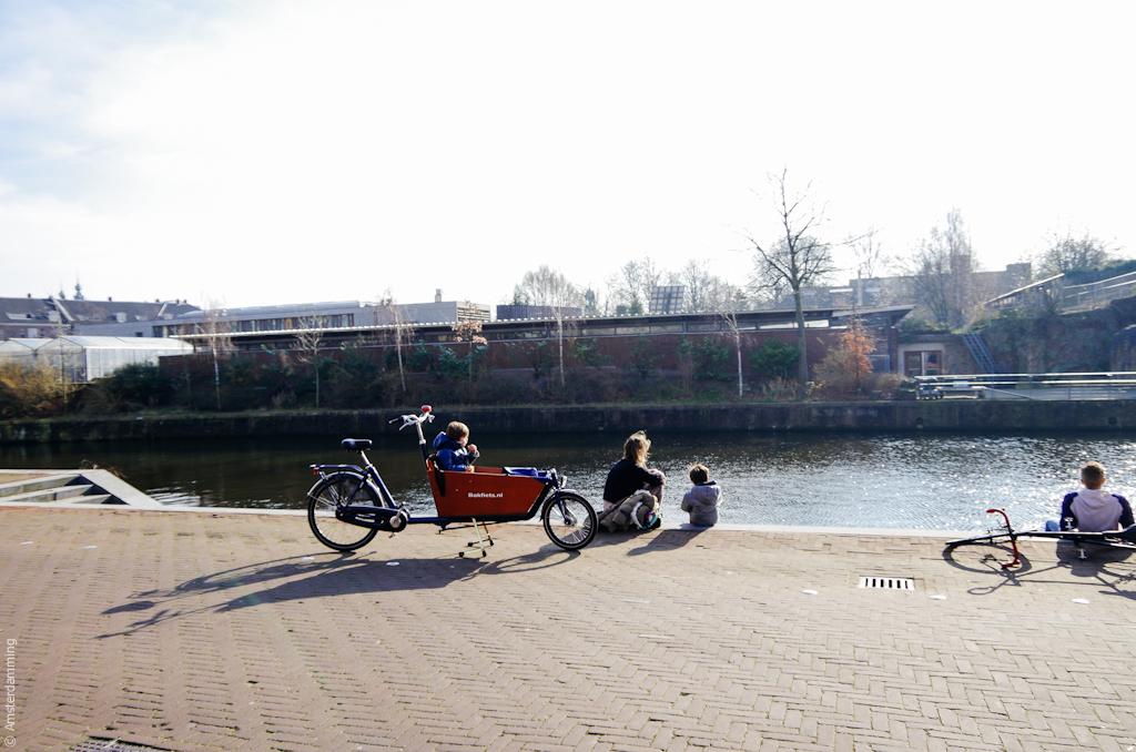 Amsterdam, Entrepotdok